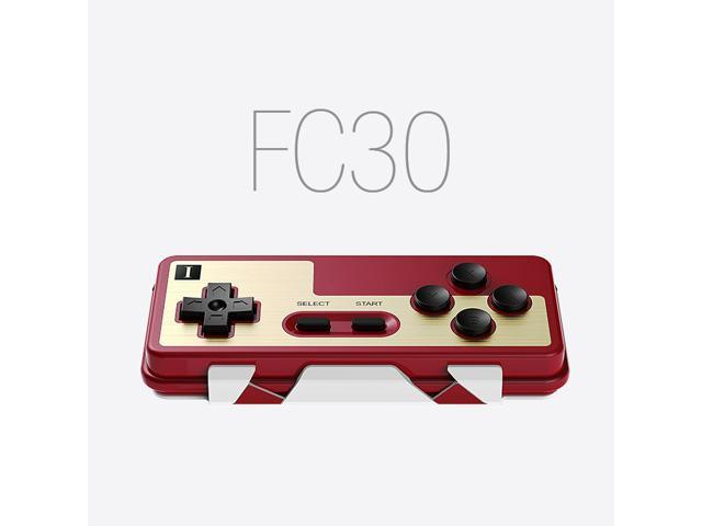 8BITDO FC30 Anniversary Wireless Game Controller Gamepad Set for iOS  Android Windows Mac - Red - Newegg com