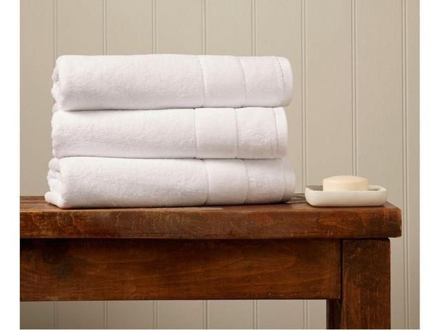 Prism Hand Towel Whitewash Christy Towels