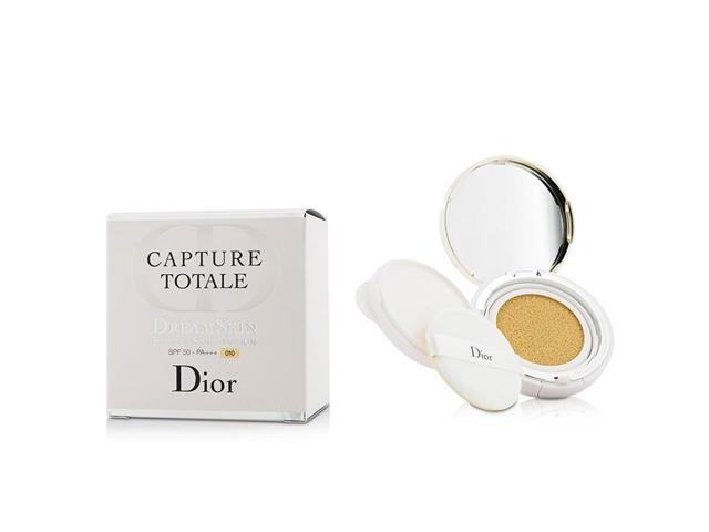 Christian Dior Capture Totale Dreamskin Perfect Skin Cushion Spf 50 With Extra Refill 010 2x15g 0 5oz Newegg Com