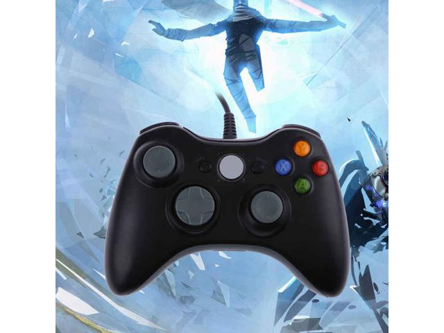 USB Wired Joypad Gamepad Controller For Microsoft for Xbox Slim 360 ...
