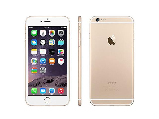 Apple iPhone 6 Factory Unlocked Sim Free Smartphone 64GB Gold 4.7