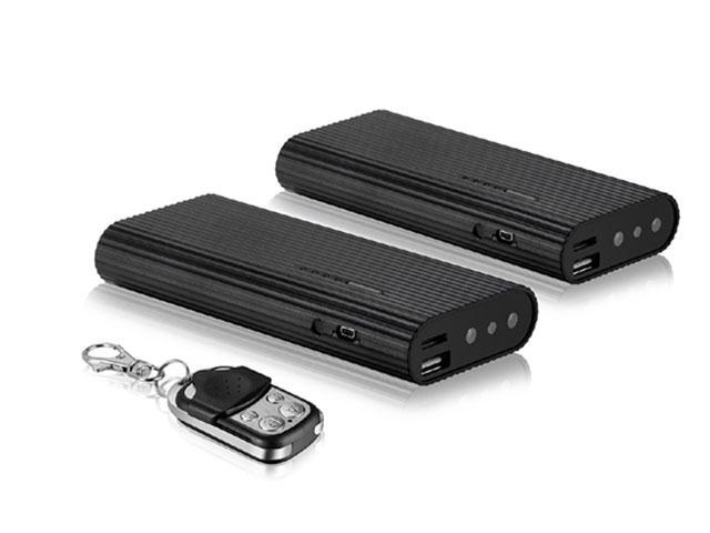 Multi-function 6000mA USB Charger HD 1080P DVR Video Recording Motion Detection Hidden Spy Camera