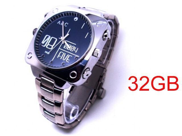 6942a80613f Waterproof Watch Cam HD 1080P Voice Activation Wrist Watch Hidden Camera  Video Recorder Camcorder DV DVR