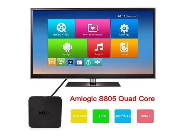 Vipwind U.S STOCK 2017 MXQ Kodi Quad Core TV BOX Live TV Sports Adult HD  Media