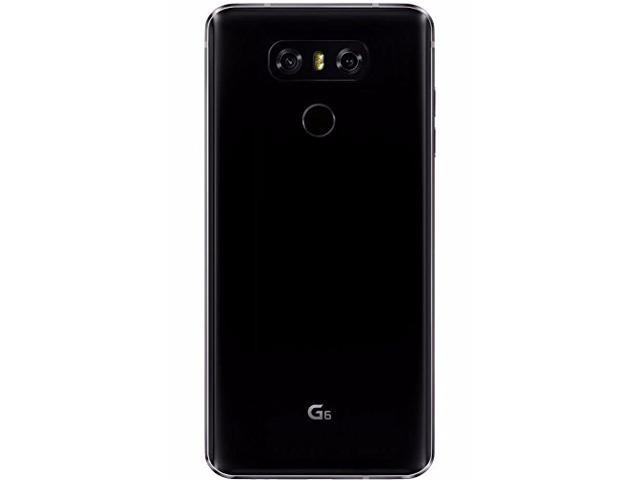 LG G6 Unlocked H873 Black 32GB (FACTORY UNLOCKED) 5 7