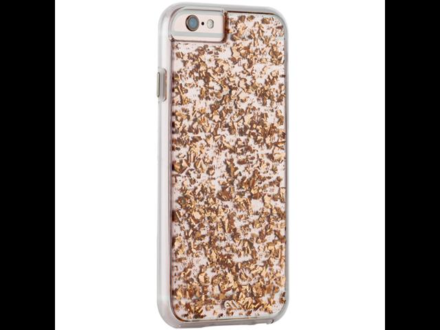 finest selection 63e20 94196 Case-Mate iPhone 6 Plus/6S Plus Karat Rose Gold Leaf - Newegg.com