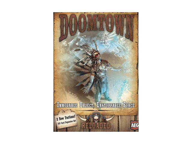 Doomtown Reloaded Base Set Card Game Core Set AEG Alderac Entertainment Group