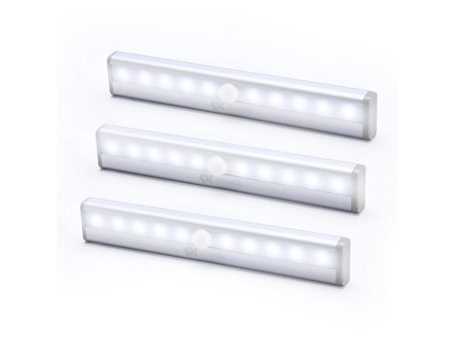 3 in 1 infrared led light easy no wire installation advance pir