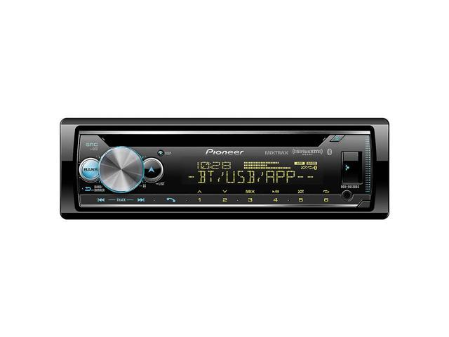 Pioneer DEH-S6120BS CD Receiver with AM/FM Tuner Bluetooth