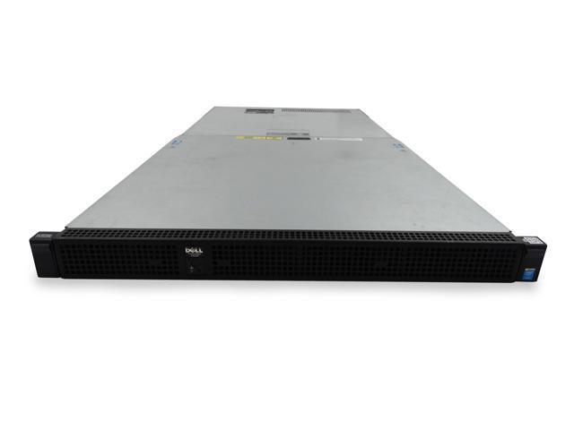 Dell PowerEdge C4130 1U Server For Machine Learning, 2x E5-2680 V3 2 5GHz  12 Core, 64GB DDR4, PERC S130, 2x 200GB SATA 6Gbps 1 8 MLC SSDs, iDRAC 8,  4x