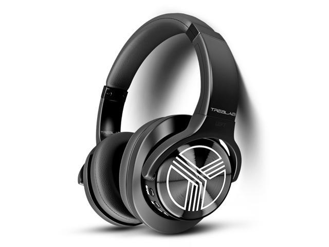 High End Headphones >> Treblab Z2 Ultra Premium Over Ear Wireless Headphones Hyperhd Sound High End Bluetooth Stereo Aptx Active Noise Cancelling Anc Microphone 35h