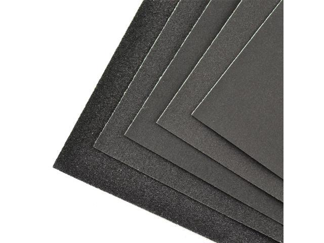 Sandpaper For Metal >> Wet And Dry Sandpaper Sanding Sheets For Metal Plastic Wood 100pc Mixed Grit
