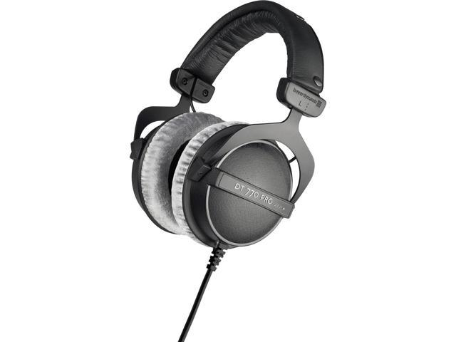 Beyerdynamic DT-770 PRO 250 Ohm Studio Over-Ear Headphones - Black