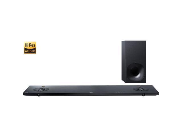 Sony HT-NT5 2.1 Channel Soundbar with High-Resolution Audio/WiFi