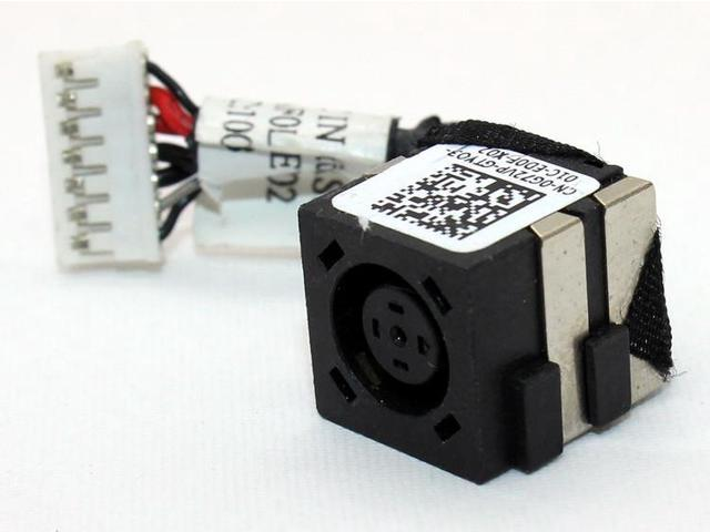 Laptop AC DC Power Jack Socket Connector Charging Port DC IN Cable on