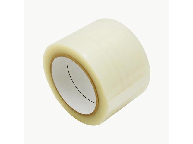 JVCC PES-32G Polyester Film Packaging Tape: 3 in  x 60 yds  (Clear) -  Newegg com
