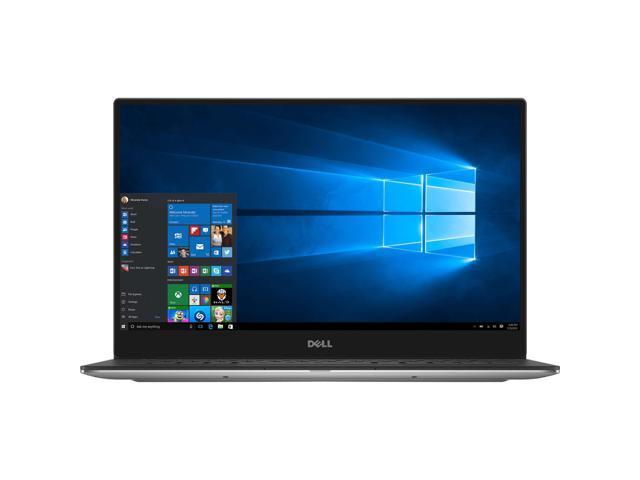 NEW Dell XPS 13 9360 i7-8550u 8th Gen 16GB 512GB PCIe SSD QHD+ Touch Fingerprint