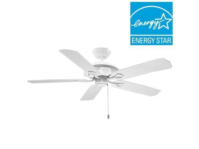 Refurbished hunter mariner 52 in indooroutdoor white ceiling fan indooroutdoor white ceiling fan 59127 mozeypictures Image collections