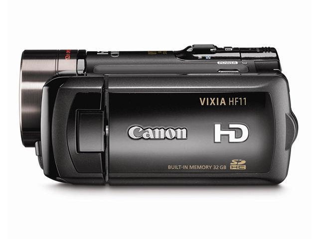 refurbished canon 3079b001 vixia hf11 avchd 32 gb flash memory rh newegg com Canon VIXIA HF R20 Canon VIXIA HF R800