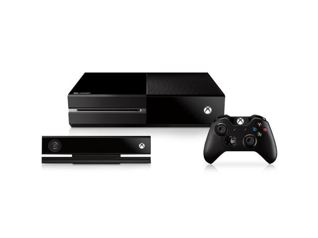 780a6ebd4 Microsoft Xbox One 7UV-00077 Gaming Console with Kinect - 500 GB Hard Drive  -