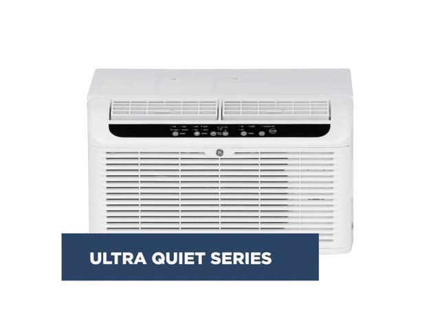 refurbished ge ahd08lx 8000 btu 350 sq ft 115 volt window air conditioner. Black Bedroom Furniture Sets. Home Design Ideas