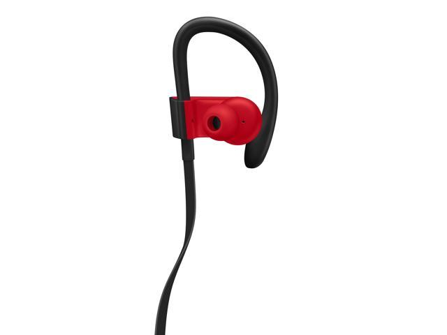 f3c1dd42707 Apple Beats Powerbeats3 Wireless Defiant Black/Red Decade Collection In Ear  Headphones MRQ92LL/A