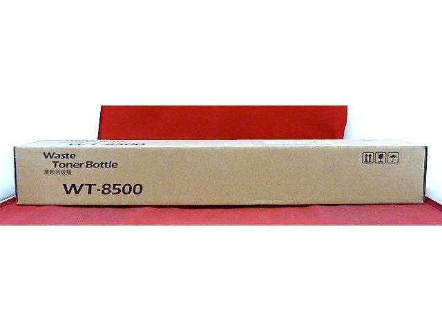 Waste Toner Container for Kyocera WT-8500 ECOSYS P8060cdn, TASKalfa 2552ci,  3252ci, 3552ci, 4002i, 4052ci, 5002i, 5052ci, 6002i, 6052ci, Genuine