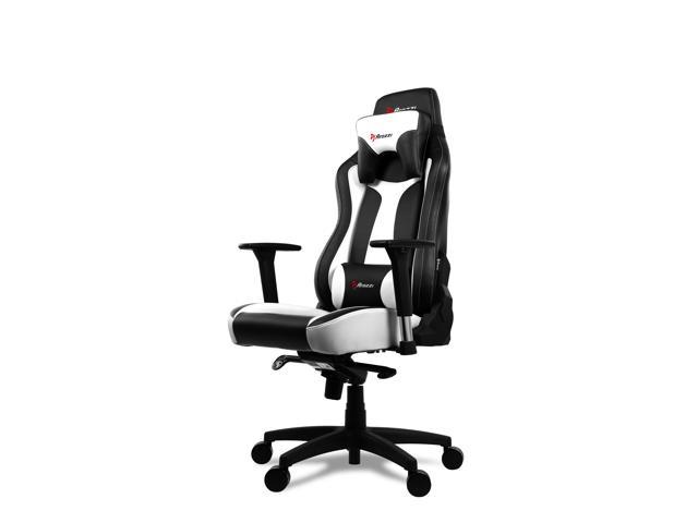 Fine Arozzi Vernazza Gaming Chair White Ergonomic 3D Arm Rests Cold Cured Foam Inzonedesignstudio Interior Chair Design Inzonedesignstudiocom