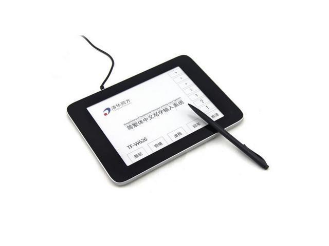 axGear Chinese Writing Pad Handwriting Pen Tablet Windows 10 8 7 -  Newegg com