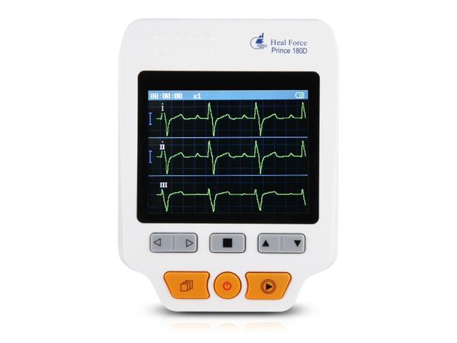 Fast & Easy ECGs with DVD