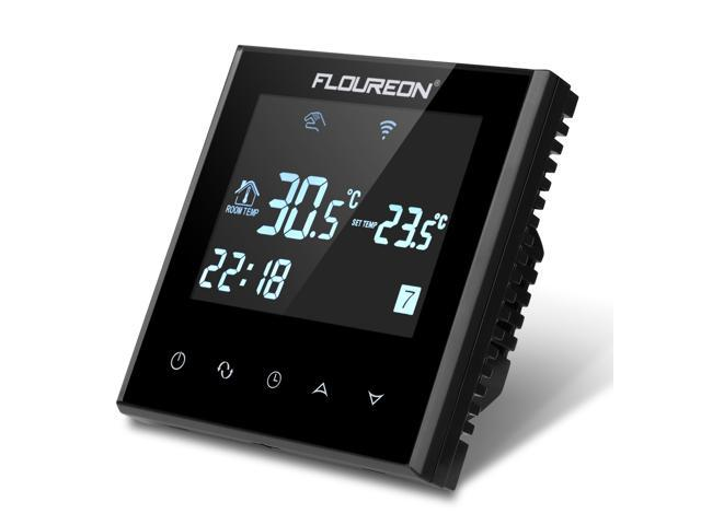 Floureon Wi Fi Smart Thermostat Programmable Digital Touch Screen