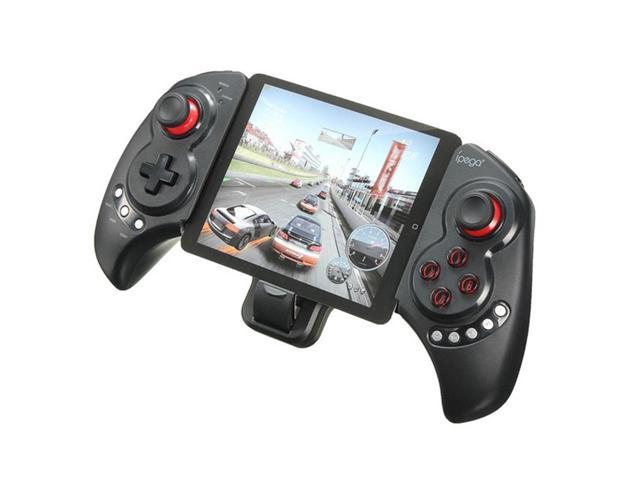 designer fashion bf2b4 aae39 IPEGA PG-9023 Wireless Bluetooth Game Controller Gamepad Joystick with  Stretch Bracket for IPhone 6 Plus iOS Android System - Newegg.ca