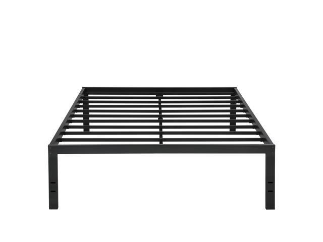 1608960144f2 GranRest 18 inch Dura Metal Steel Slat Bed Frame - S3500, King ...