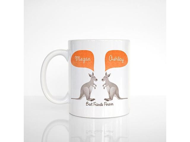 Best Friend Gift Kangaroo Mug Birthday