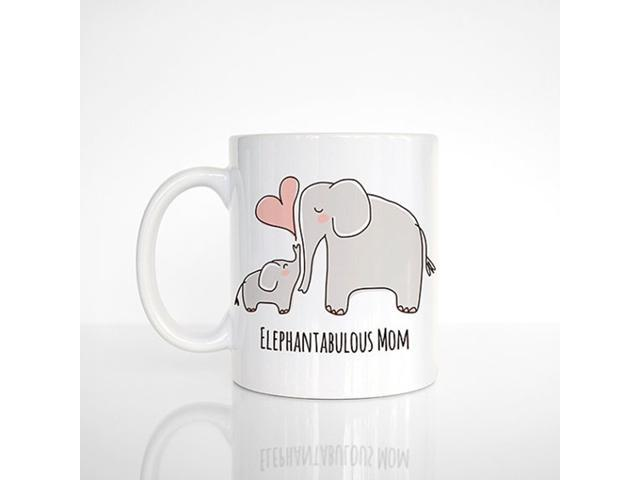 Elephantabulous Mom Mug Gift For And Baby Elephant Coffee Mothers Day From Daughter Birthday
