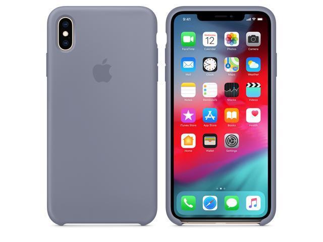 official photos 20df1 a9dcc Original Official Liquid Silicone Skin Case For Apple IPhone X XS Max  Genuine OEM Cover - Newegg.com