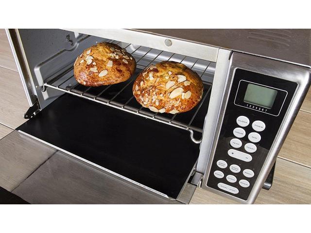 Kitchen + Home Toaster Oven Liner - Heavy Duty 100% PFOA & BPA Free ...
