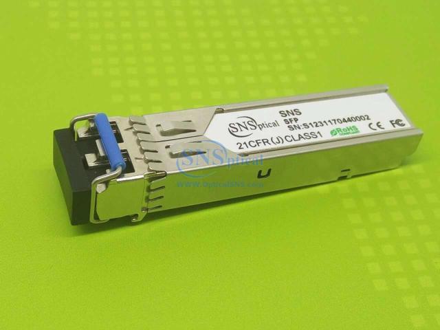 NEW SFP-GIG-LX 100/% Alcatel-Lucent Compatible 1000BASE-LX SFP 10KM