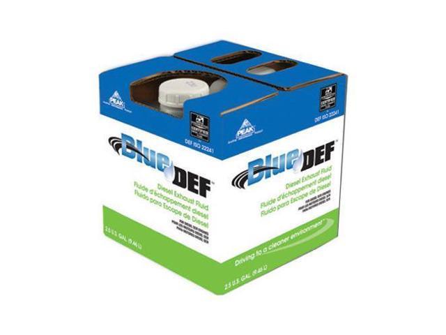 Diesel Exhaust Fluid >> Peak 2 5 Gal Jug Diesel Exhaust Fluid Def Def002 Newegg Com