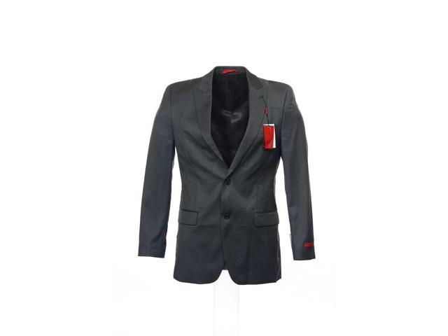 alfani red men s 2 button sport coat sports jacket 38 short