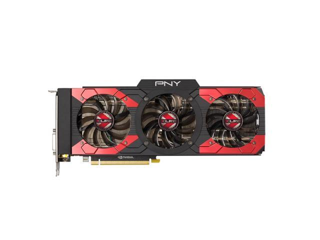 PNY GeForce GTX 1070 - XLR8 OC GAMING Edition - graphics