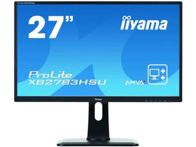 iiyama XB2783HSU-B1DP Black 27
