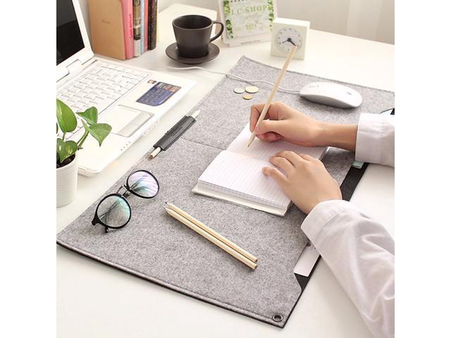 Wanmingtek Professional Felt Mouse Pad Layers XL Size XMM - Office desk table cloth