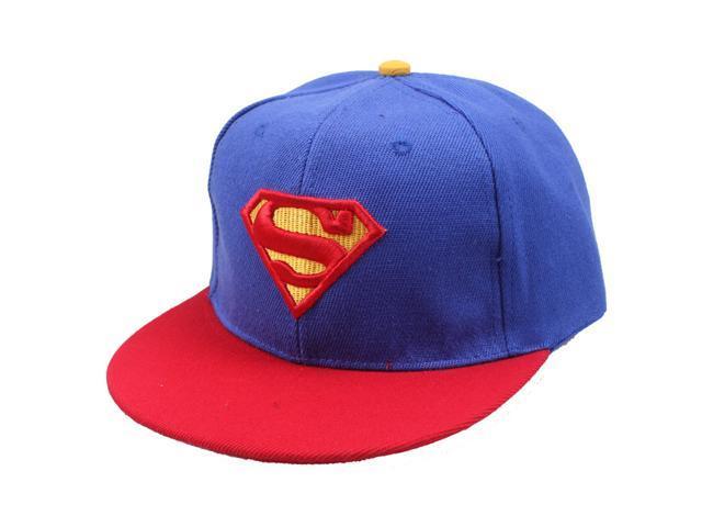 edddd036e06 Wanmingtek Children s Hip-hop Elegant Art Wonderful Baseball Cap Superman  Batman Cartoon Baseball Caps Hats