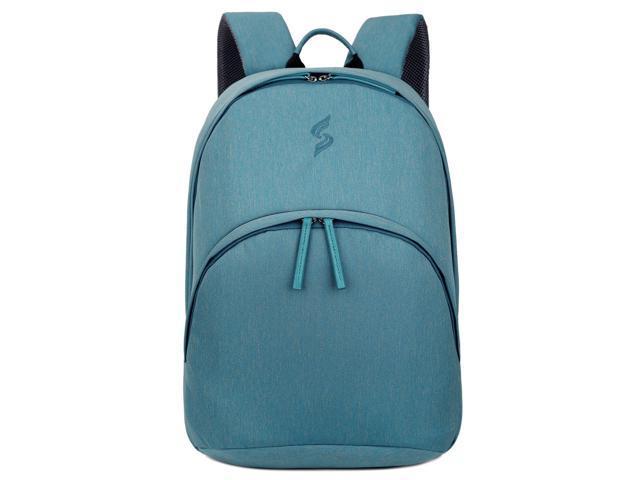 00ff61beece7 Wanmingtek SOCKO Laptop Backpack 15.6 Inch, Ultra Lightweight Slim Water  Resistant Casual Daypack Travel Business Backpack for 13,14,15-Inch Laptops  / ...