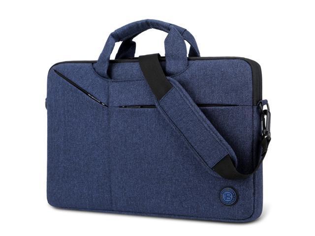 6ea69bebc6bf Wanmingtek 13 - 14 inch Waterproof Laptop Shoulder Messenger Bag Case  Sleeve for 13 Inch 14 Inch Laptop Macbook Pro Case Laptop Briefcase,Blue -  ...
