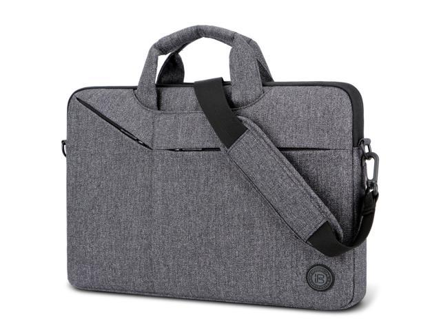 95c935777f94 Wanmingtek 15 - 15.6 inch Waterproof Laptop Shoulder Messenger Bag Case  Sleeve for 15 Inch 15.6 Inch Laptop Macbook Pro Case Laptop Briefcase,Dark  ...