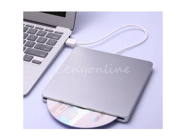 External USB2 0 CD-RW Drive Writer Burner DVD Player for MAC Macbook  Air/Pro US - Newegg com
