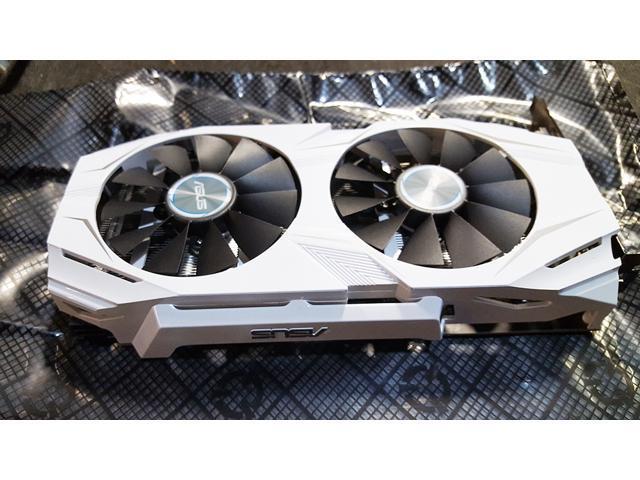 ASUS GeForce GTX 1060 DUAL-GTX1060-O3G 3GB 192-Bit GDDR5 PCI Express d414e6cbc9c67