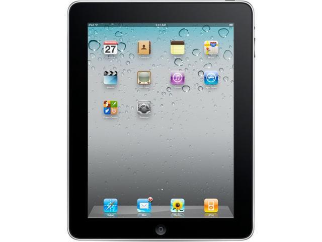 Refurbished Apple Ipad 2 With Wi Fi 16gb Black Mc769ll